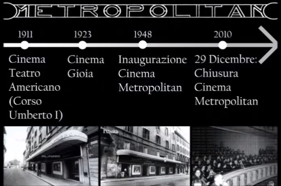 Sale Cinema Roma 82
