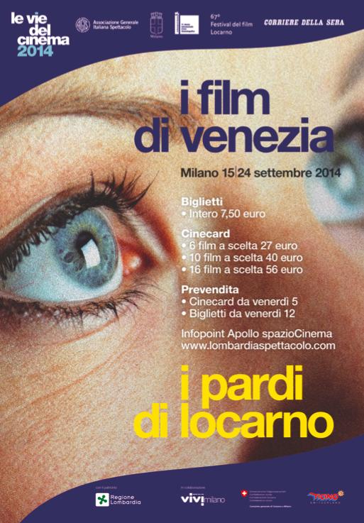 I film di locarno e venezia a milano cineguru - Cinema porta venezia milano ...