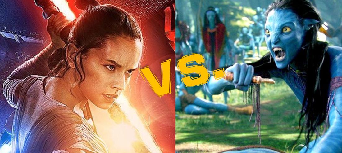 avatar vs star wars