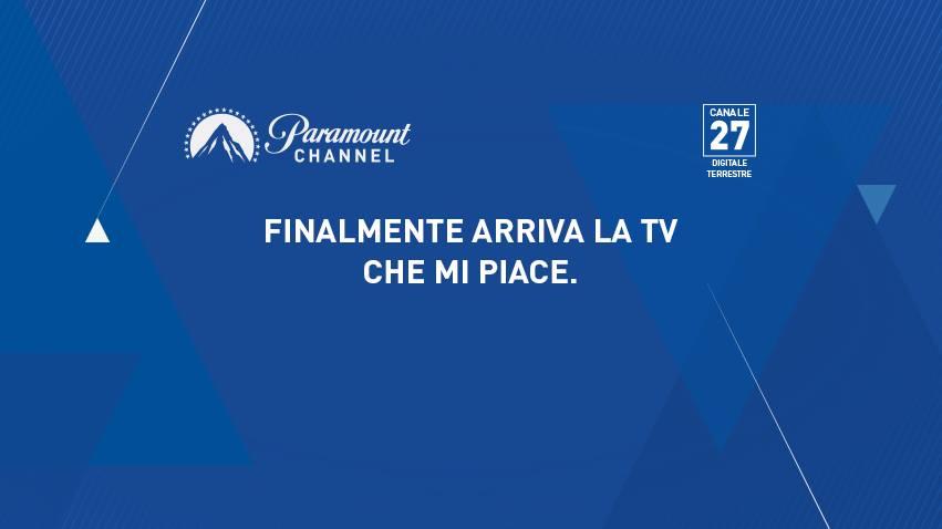 paramount channel italia