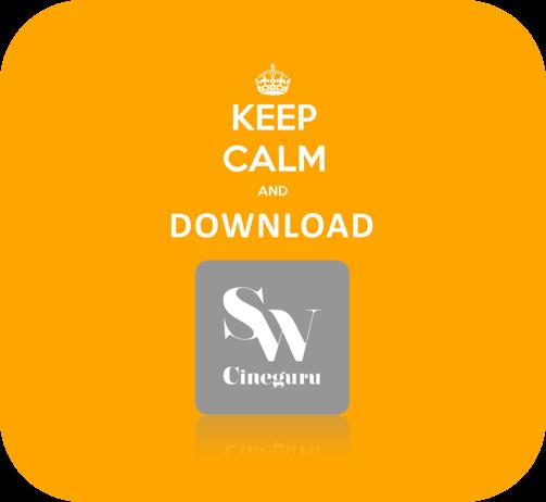 keep calm cineguru app