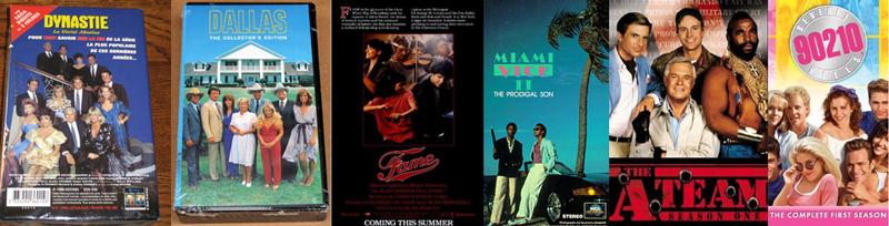 Serie Usa anni 80
