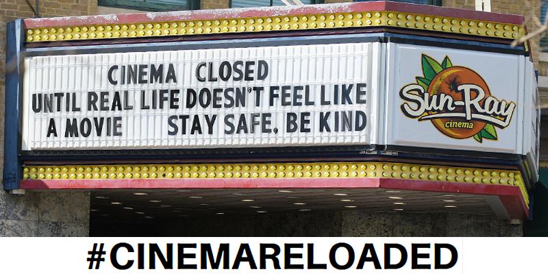 Cinema Reloaded Cover